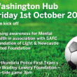 Joint charity football event Friday October 1st